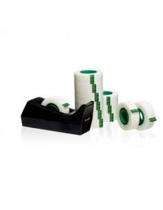 Dispenser per nastro adesivo Scotch® C38 nero SM12 Black