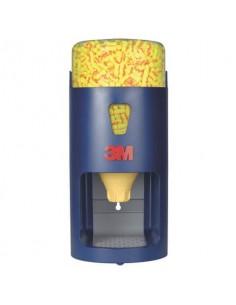 Dispenser per inserti auricolari 3M blu One Touch™ Pro Dispenser 391-0000