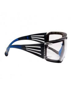 Occhiali di protezione 3M™ SecureFit™ 400 3M blu/grigio SF401SGAF-BLU-F