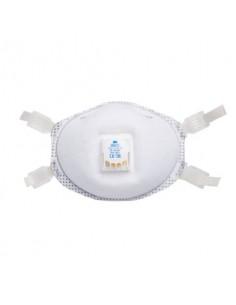 Respiratore monouso per saldatura 3M FFP2 con valvola Conf. 10 pezzi - 9925
