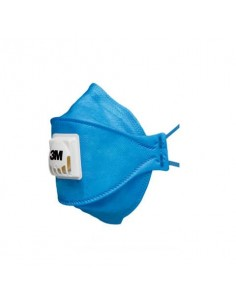 Respiratore monouso 3M Aura™ FFP2 con valvola n/a Conf. 10 pezzi - 9422