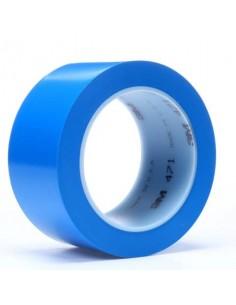 Nastro per segnaletica Scotch® rotolo in vinile blu 471 BLU
