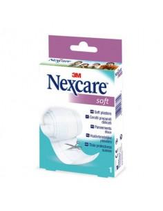 """Cerotti Nexcare """"Soft"""" in striscia 8x100 cm. cerotto in striscia N0501B"""