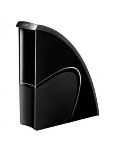 Portariviste CepPro CEP in polistirolo utilizzabile in formato orizzontale o verticale nero - 1006740161
