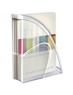 Portariviste CepPro CEP in polistirolo utilizzabile in formato orizzontale o verticale trasparente - 1006740111