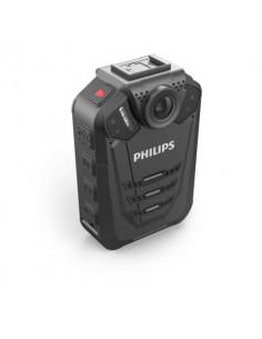 Registratore audio e video HD Body Cam PHILIPS nero DVT3120