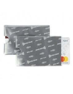 Porta credit card Sei Rota Shelter-C 1T alluminio 486201