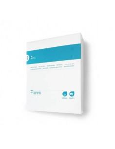 Box Veline copri WC 37,5x41 cm QTS 200 pezzi bianco OVCW/20R-BOX
