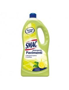 Detergente per pavimenti Smac limone 1 litro M74419