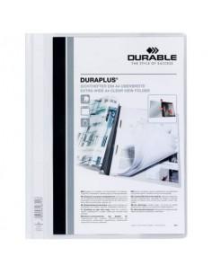 Cartellina ad aghi DURABLE DURAPLUS® A4 bianco 257902