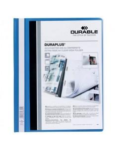 Cartellina ad aghi DURABLE DURAPLUS® A4 azzurro 257906