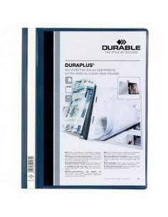 Cartellina ad aghi DURABLE DURAPLUS® A4 blu 257907