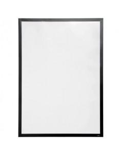 Cornice espositiva per vetrate DURABLE DURAFRAME® POSTER SUN 70X100 nero 745x1045mm - 500701