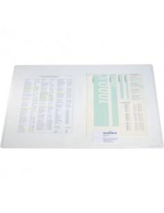 Sottomano DURABLE DURAGLAS® pvc trasparente 53x40 cm 711219