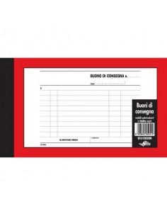 Buoni di consegna trasporti Semper blocco di 33/33/33 copie autoricalcanti 11,5x16,5 cm - SE161583300