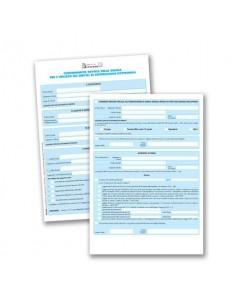 Fatturazione elettronica Semper conferimento/revoca delega servizi - modulo continuo - 851118FE0