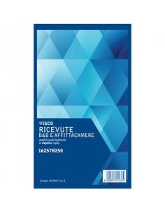 B&B Semper ricevute - blocco 16257B250