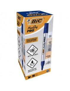 Marcatore permanente BIC Marking PRO punta a scalpello 1,7-4,7 mm blu 964803