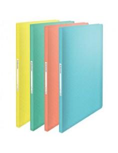 Portalistino Esselte Colour'Ice polipropilene A4 assortiti 626229