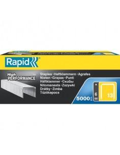 Punti metallici Rapid Super Strong a filo fine 16/6 conf. da 5000 - 11830700