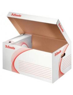 Scatola archivio Esselte Boxy Container con coperchio per Boxy 80 o 100 chiusura ad incastro - 128900