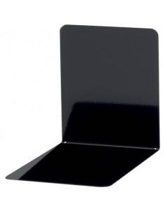 Reggilibri MAUL acciaio nero 140x140x120mm Conf. 2 pezzi - 3506590