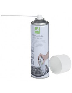 Aria compressa spray per pulizia Q-Connect non infiammabile 420 ml KF22365A