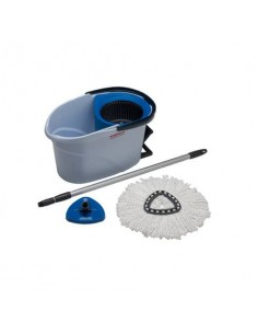 Starter kit per sistema di pulizia Vileda Professional UltraSpin Mini blu 152910
