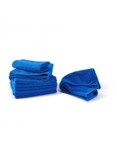 Panno microfibra Perfetto factory Ultrega blu conf. 10 pz. - 26602