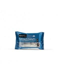 Salviette igienizzanti Perfetto profumate bianco conf. 20 salviette - 0268