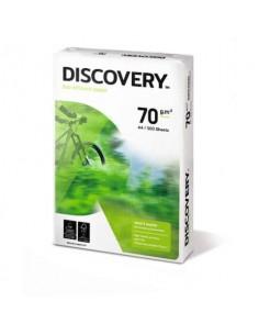 Carta per fotocopie A4 Discovery 70 g/m² Risma da 500 fogli - NDI0700186
