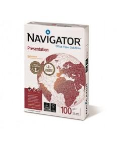 Carta per fotocopie A4 Navigator Presentation 100 g/m² Risma da 500 fogli - NPR1000169