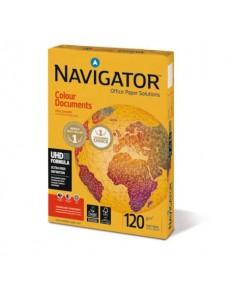 Carta per fotocopie A4 Navigator Colour Documents 120 g/m² Risma da 250 fogli - NCD1200071