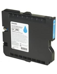 Toner GC31C Ricoh ciano 405689