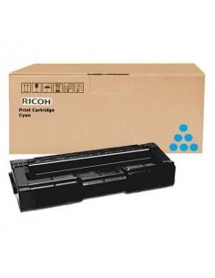 Toner alta resa all-in-one C310HEC Ricoh ciano 406480