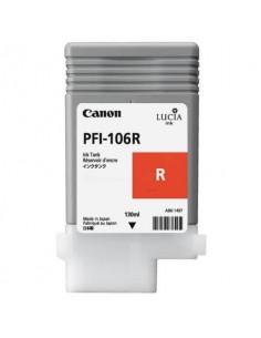 Serbatoio inchiostro PFI-106 Canon rosso 6627B001AA