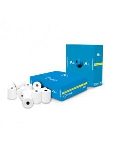 Rotoli registratore di cassa Rotolificio Pugliese Exclusive 54 mm x 30 m foro 12 mm conf. da 10 - 5430TQ