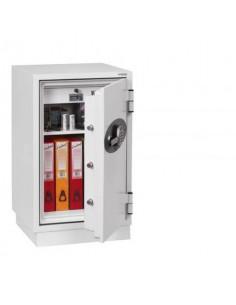Cassaforte ignifuga Phoenix bianco - Ral 9003 serratura elettronica R3. 84 lt. FS 0442 E