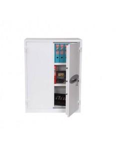 Armadio di sicurezza Phoenix bianco - Ral 9003 con serratura a chiave doppia mappa. 354 lt. - FS 1512 K