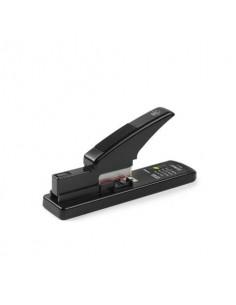 Cucitrice a caricatori Turikan alto spessore nero ABS e fibra di vetro a punto chiuso - 0020NW