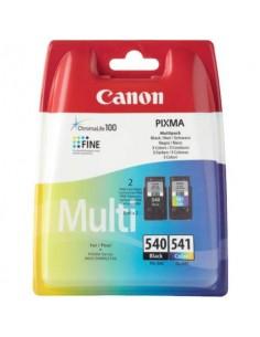 Serbatoi inchiostro blister PG-540 + CL-541 Canon nero +colore Conf. 2 - 5225B006