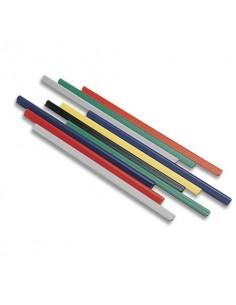 Dorsini tondi Methodo capacità 30 fogli dorso 6 mm blu conf. 80 pezzi - X800605