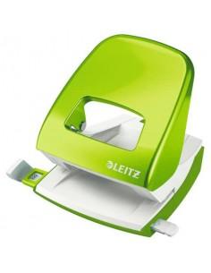Perforatore 5008 2 fori - 30 fogli Leitz NeXXt Series verde lime metallizzato 50081254