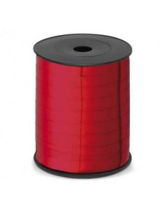 Nastro da regalo in rocchetto Brizzolari 30 mm x 100 mt rosso conf. 10 pezzi - 6800/30 C.7