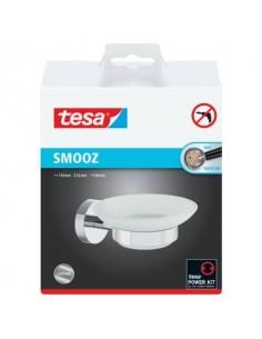 Portasaponetta tesa Smooz rimovibile e riposizionabile 40324-00000-00