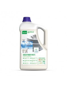 Detergenti lavapiatti Green Power Sanitec 5 kg 3104