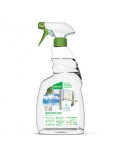 Sgrassatore per vetri Green Power Sanitec 750 ml 3102