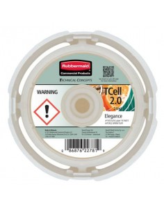 Ricarica di fragranza Rubbermaid TCELL 2.0 Elegant 24 ml 1957529
