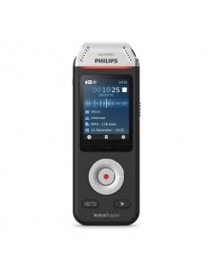 Registratore vocale digitale PHILIPS VoiceTracer 2110 nero DVT2110