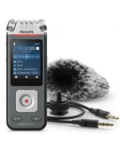 Registratore vocale digitale PHILIPS VoiceTracer 7110 antracite DVT7110